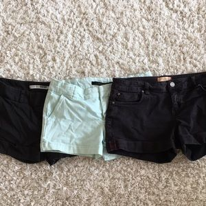 Bundle // size 28 shorts